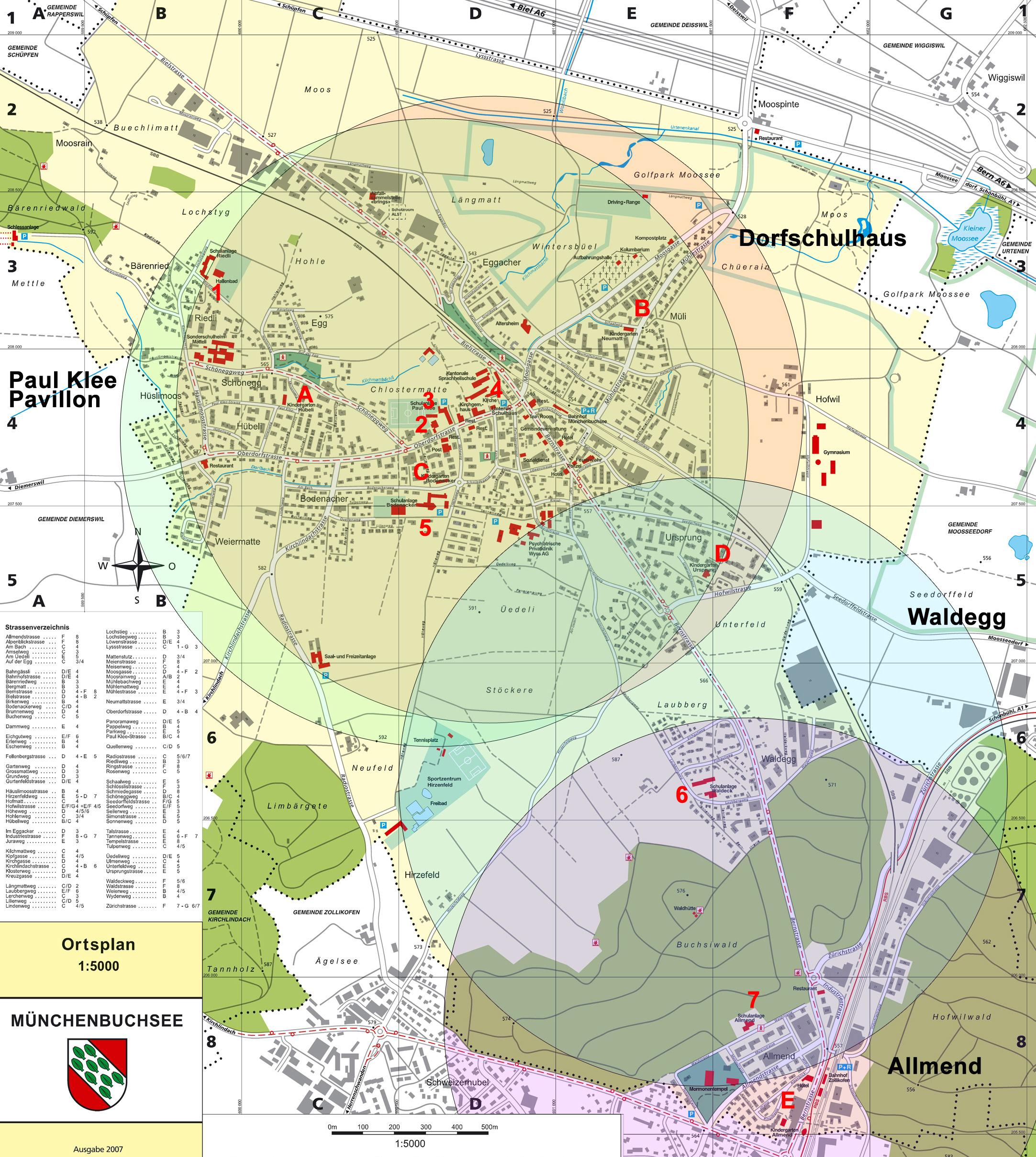 Zonenplan-Infobroschuere